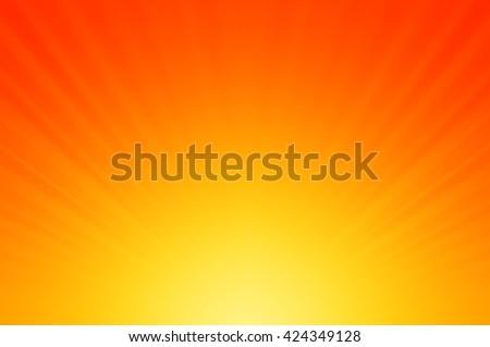 Sun burst, Abstract light background