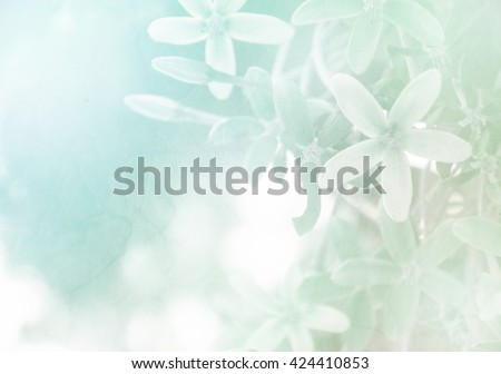 Soft flower background, made with color filters, unfocused #424410853