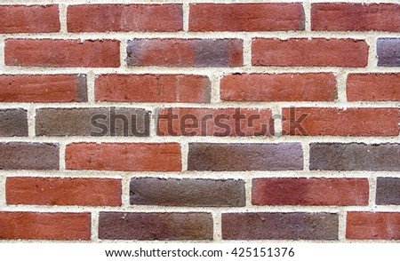 Background of brick wall texture #425151376