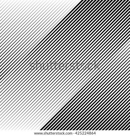 Oblique, diagonal lines edgy pattern