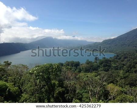 Bali Landscape #425362279