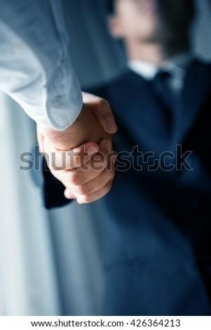 Handshake #426364213