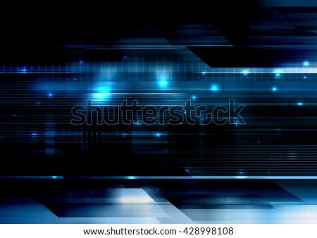 Futuristic blue background #428998108