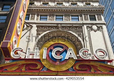Classic Architecture in Chicago