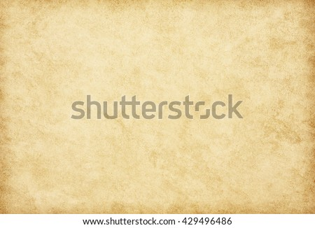 Texture of old paper. Royalty-Free Stock Photo #429496486