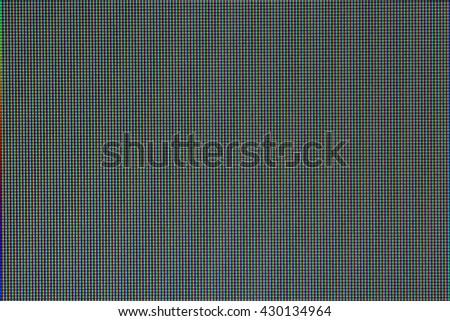 Monitor pixels background