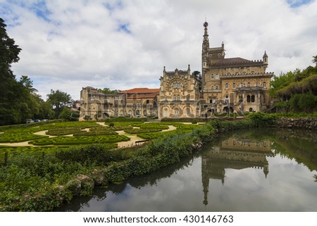 Bussaco Palace - Portugal #430146763