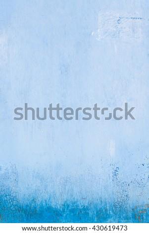 Blue metal texture #430619473