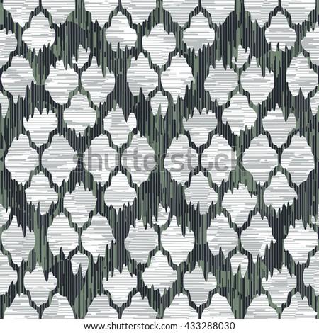 Unusual spots pattern seamless background tile #433288030