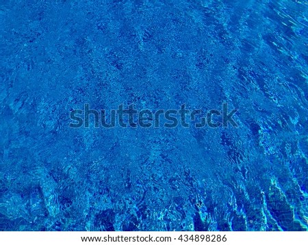 Pool Water #434898286