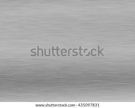 metal, stainless steel texture background with reflection #435097831