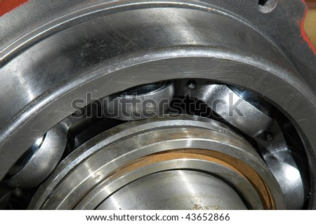 The bearing on the shaft #43652866