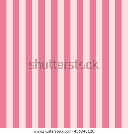 Pattern stripes seamless. Pink two tone stripes pattern vector for wallpaper, fabric, background, backdrop, paper gift, textile, fashion design etc. Abstract seamless background.