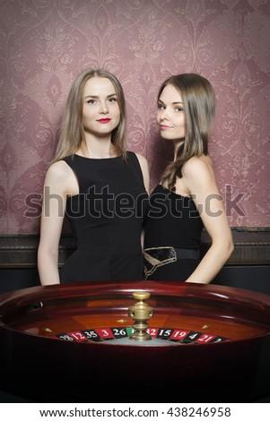 Girls in Casino #438246958