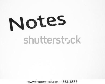 paper close up. #438318553
