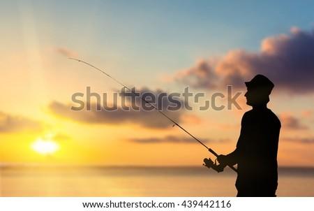 Fishing. #439442116