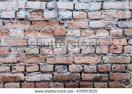 Old brick wall texture. #439893820