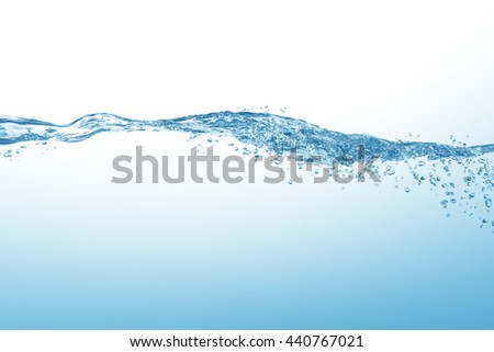 Water,water splash isolated on white background #440767021