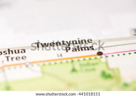 Twentynine Palms. California. USA #441018151