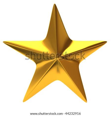 gold star #44232916