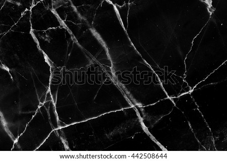 Black and white marble patterned texture background. #442508644