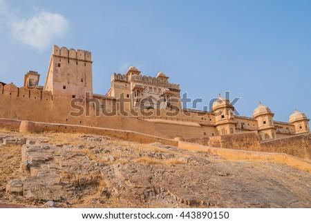 Amber Fort. Jaipur, India #443890150
