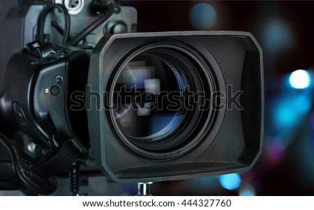 Home Video Camera. #444327760