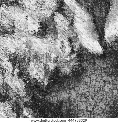 art abstract monochrome chaotic grunge graphic black and white background  #444938329