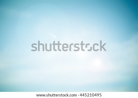 Heavenly Skies pastel background blurred nature. Open new perspectives. of seeing. Blurry nature summer. blurred backdrop. style abstract blurred sunlight. Outdoor Lighting.