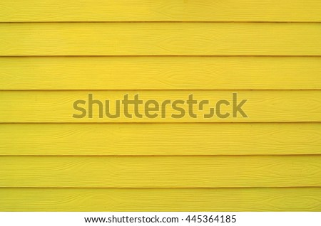 Yellow wooden wall background #445364185