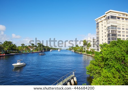 Del Ray Delray beach Gulf Stream in Florida USA #446684200