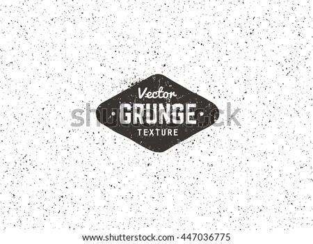 Grunge vector background texture. Grain noise distressed texture. #447036775