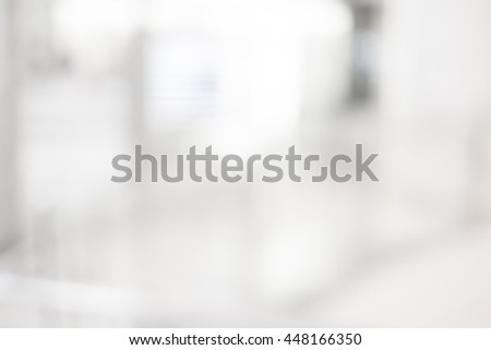 Abstract background of shopping mall #448166350