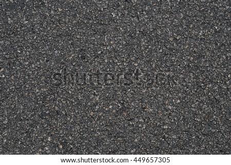 grey asphalt road texture #449657305
