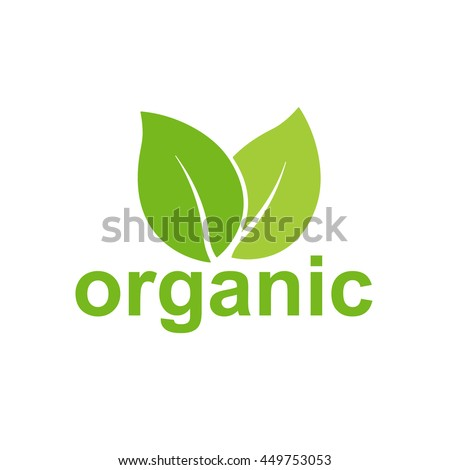 Organic icon Royalty-Free Stock Photo #449753053