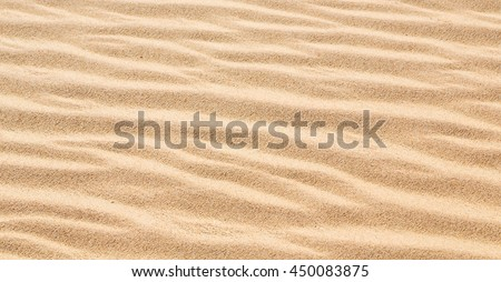 abstract texture line wave in oman the old desert  and the empty quarter  #450083875