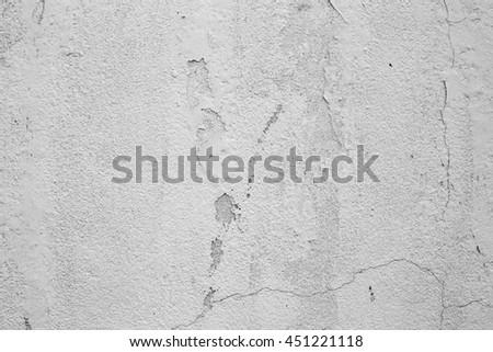 white concrete wall texture #451221118
