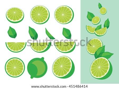 lime element design #451486414