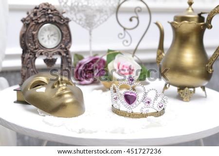 Wedding ornaments #451727236