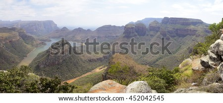 Blyde River Canyon, South Africa #452042545