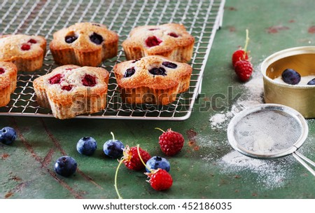 berry  financier #452186035