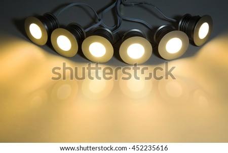 Led micro or mini down light  #452235616