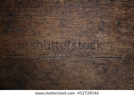 old wood texture. brown wood  #452728546