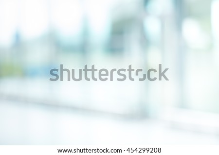 BLURRED OFFICE BACKGROUND #454299208