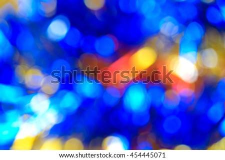 Blurry focus lighting color effects defocused backgrounds #454445071