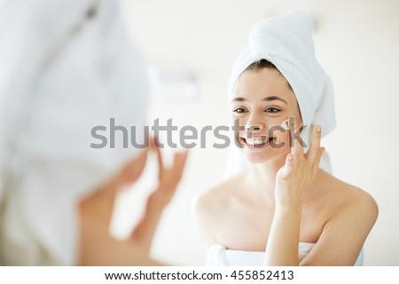Facial care #455852413