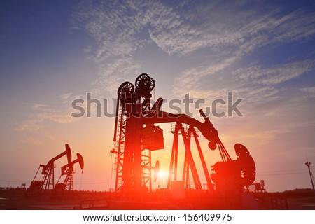 The oil pump  #456409975