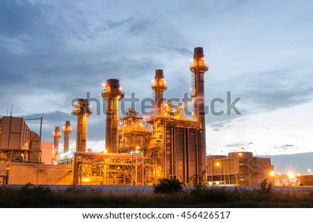 Oil refinery industry #456426517