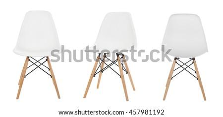 Modern chair #457981192
