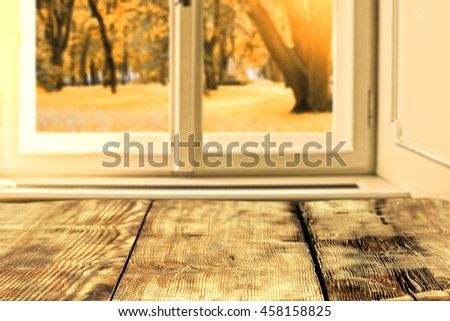 background of window sill  #458158825